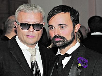 Александр и Евгений Лебедевы
