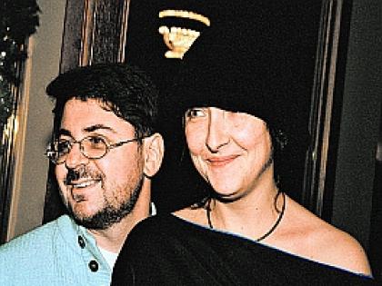 Лолита с Александром Цекало