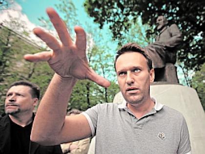 В переводе со вциомовского на русский это означает: жулик ты, Алексей Навальный