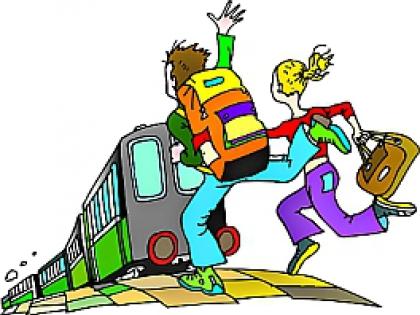 Опоздание на поезд