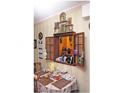 Кухня в доме Генри Резника