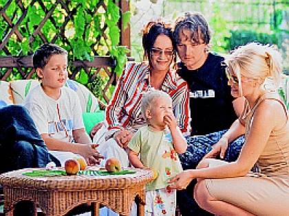 фото софия ротару и ее семья