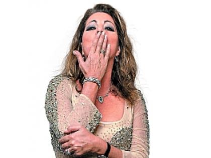 Певица Сандра