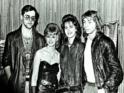 Маргарита Суханкина с коллегами