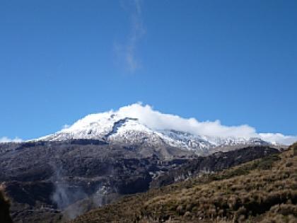 Вулкан Невадо-дель-Руис