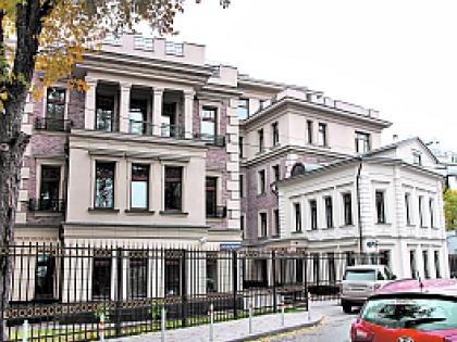 2-й Зачатьевский переулок
