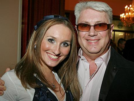 Владимир Винокур с дочерью