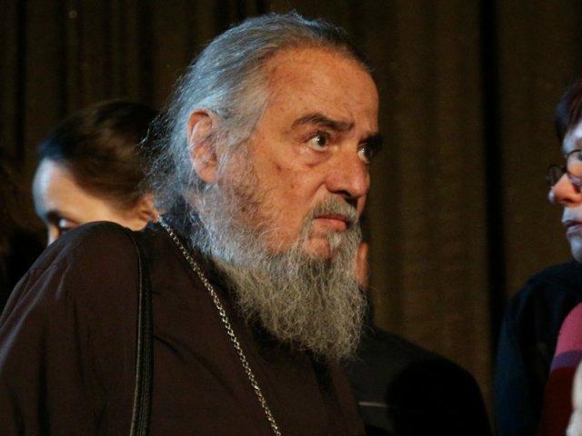 Брат Алексея Баталова – священник Михаил Ардов