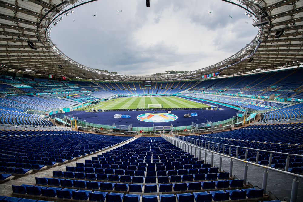 Матч-открытие Чемпионата Европы по футболу состоится сегодня в Риме