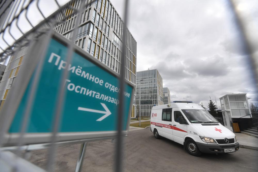 В московских больницах плановую помощь будут оказывать только привитым пациентам