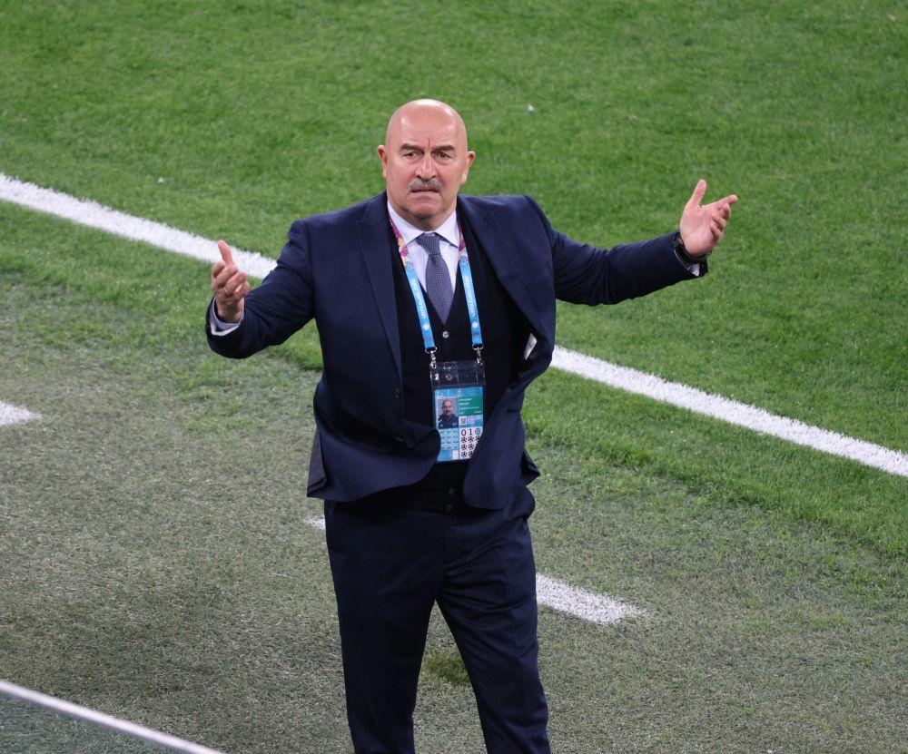 Вся страна знает куда идти вам: россияне взбешены из-за слов Черчесова после вылета сборной с ЧЕ-2020