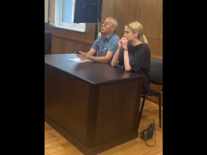18-летняя Валерия Башкирова, сбившая трех детей на переходе, отправлена в СИЗО