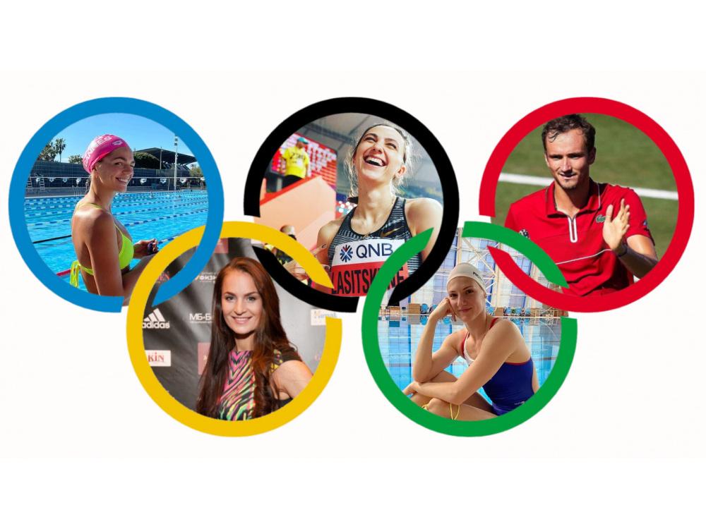 5 звезд олимпийской сборной России, которых стыдно не знать