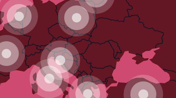 Крым вернулся в состав Украины. Но пока лишь на карте Олимпиады в Токио