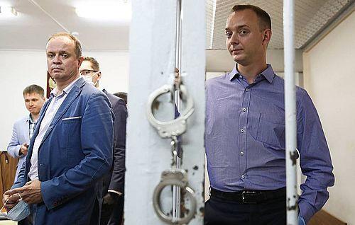 Вот такая состязательность: Адвокату Павлову запретили общаться с его подзащитным