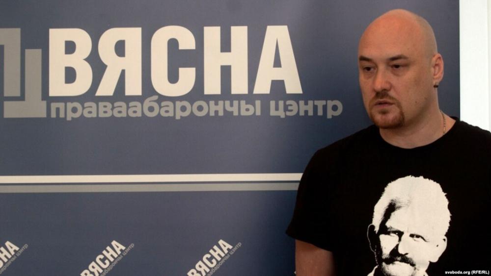 В июле по всей Белоруссии сотрудники правозащитного центра «Весна» подверглись массовым проверкам