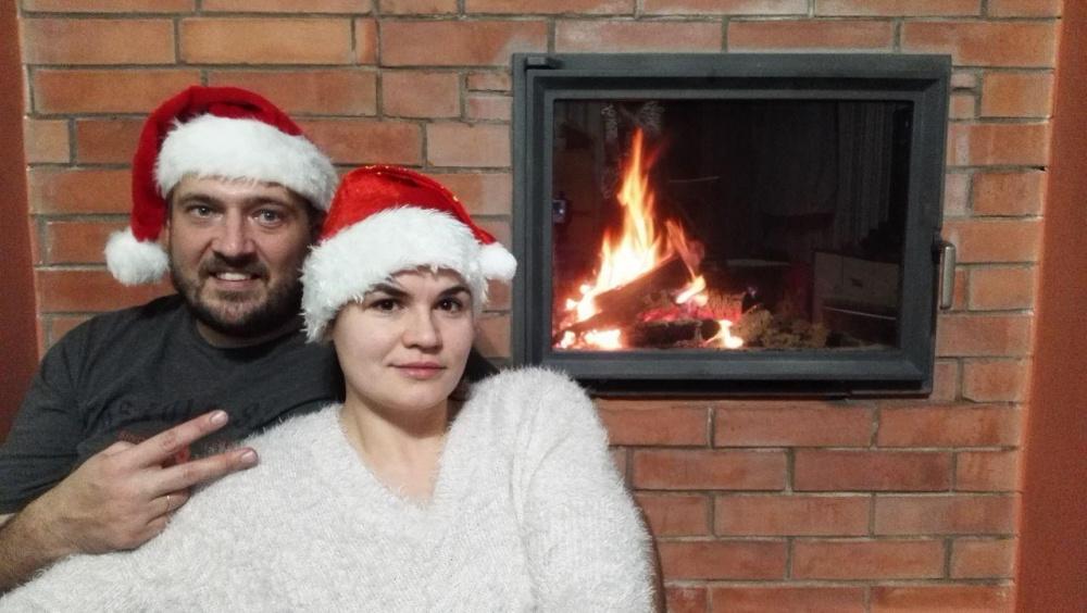 Сергей и Светлана Тихановские