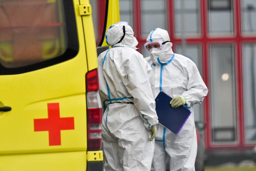 Минздрав: Ковидом до конца года переболеют ещё 4 млн россиян, каждого пятого госпитализируют