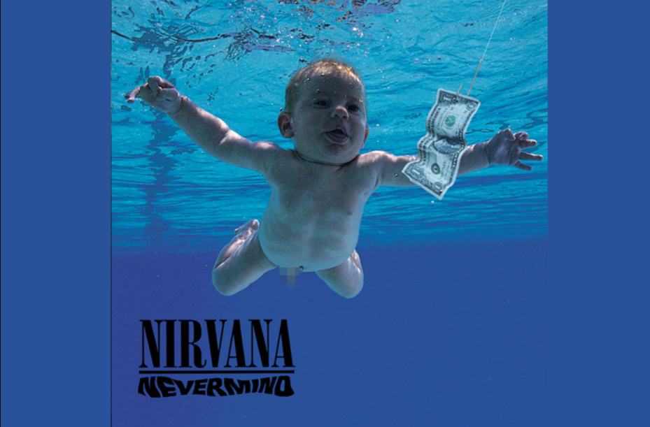 Обложка альбома Nevermind