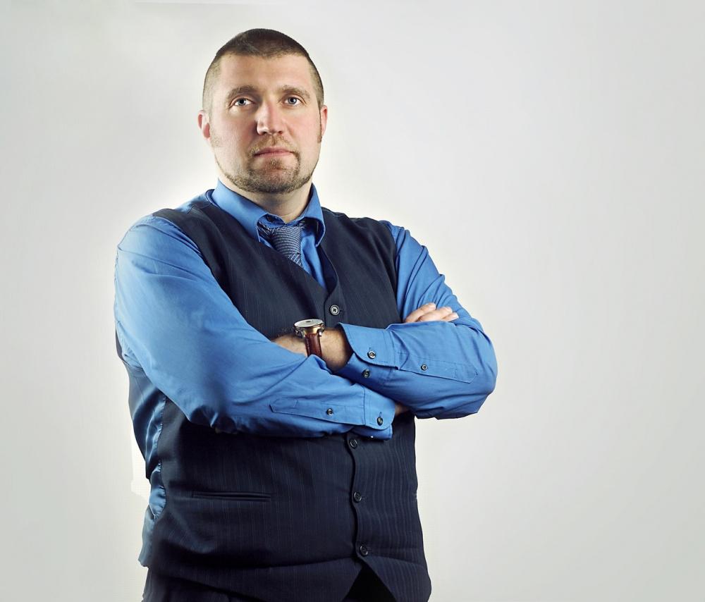Предприниматель Дмитрий Потапенко