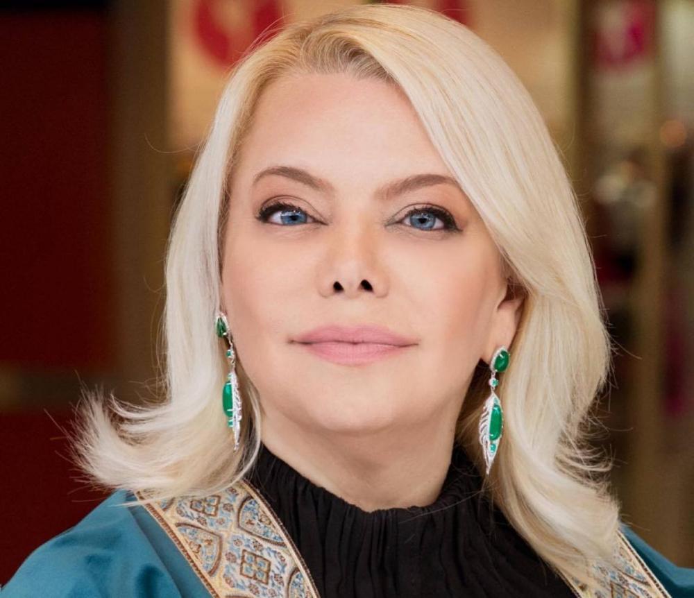 Актриса и педагог Яна Поплавская