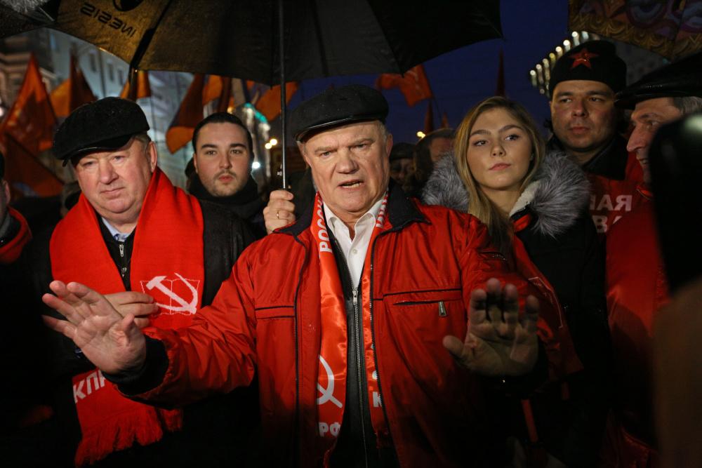 Красные от стыда Члены КПРФ все чаще попадают в криминальные скандалы.