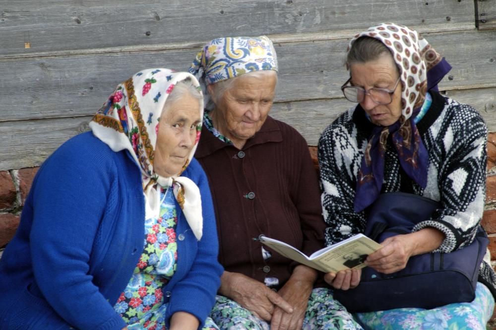 Жители Забайкалья попросили Путина лишить их пенсии, чтобы не платить ворам на золотые унитазы
