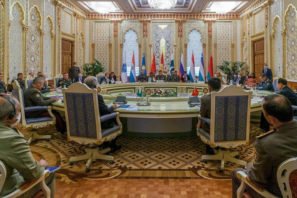 Заседание Совета ОДКБ