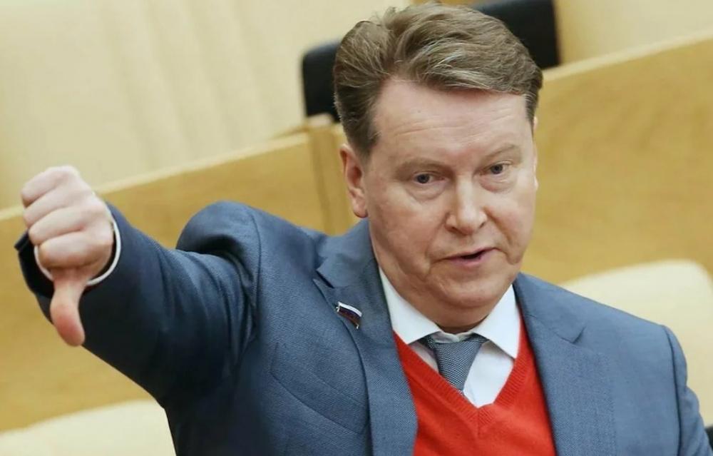 Олег Нилов, депутат член Комитета по транспорту и строительству