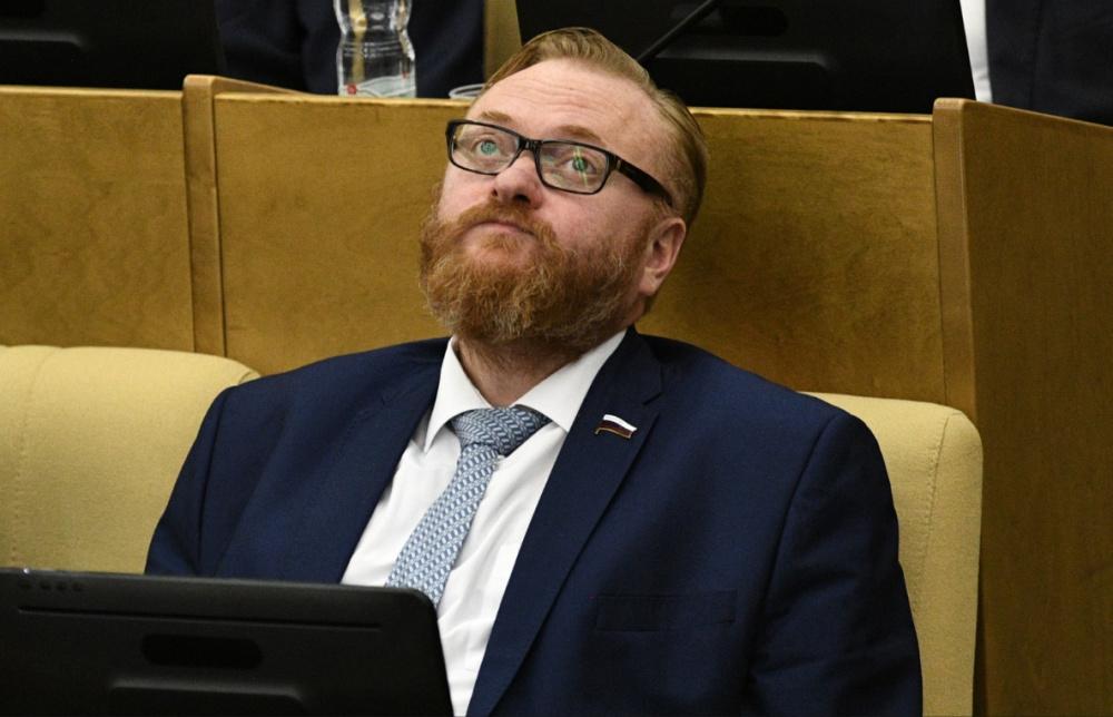 Виталий Милонов хочет стать космическим депутатом