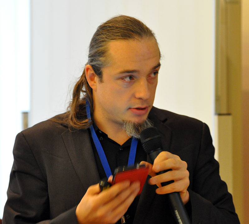 Независимый демограф Алексей Ракша