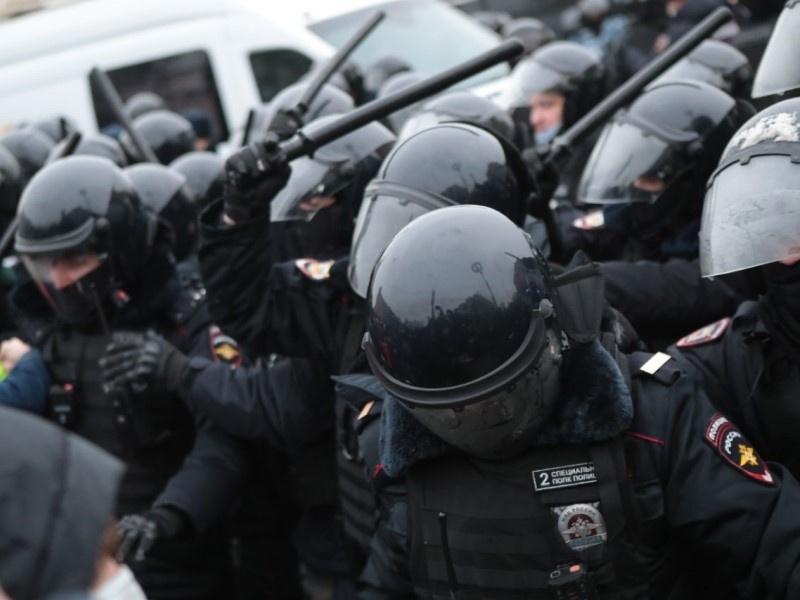 Сторонника Навального в Челябинске заподозрили в возбуждении вражды к полицейским