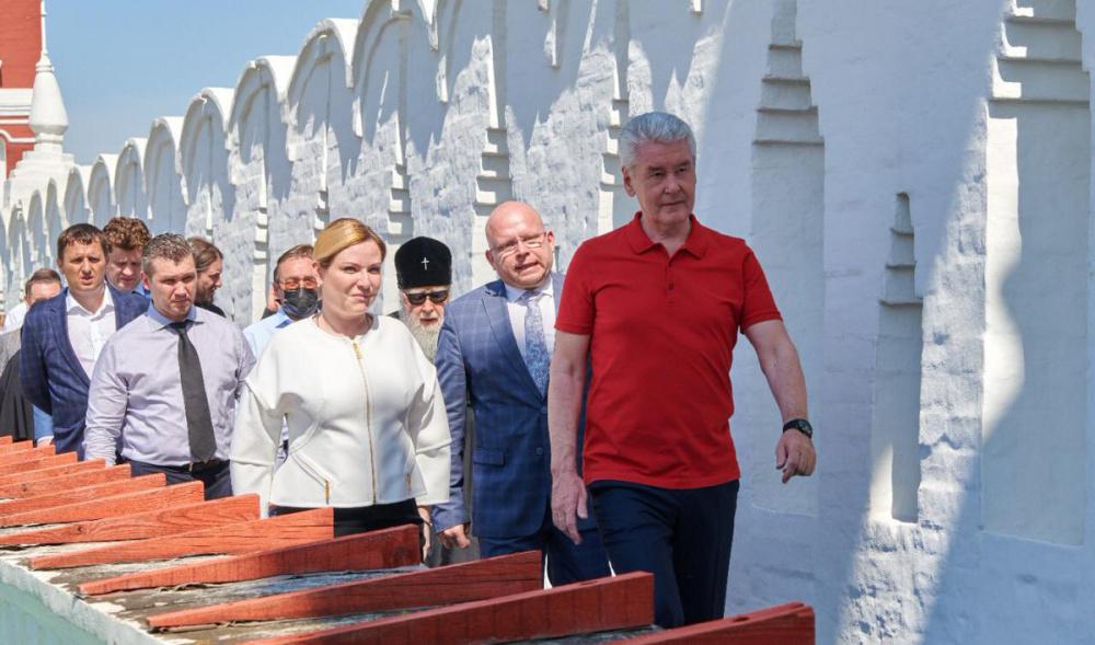 Собянин в Кремле