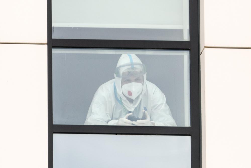 Глава Воронежской области поручил проверить все больницы после пожара в ковидном госпитале