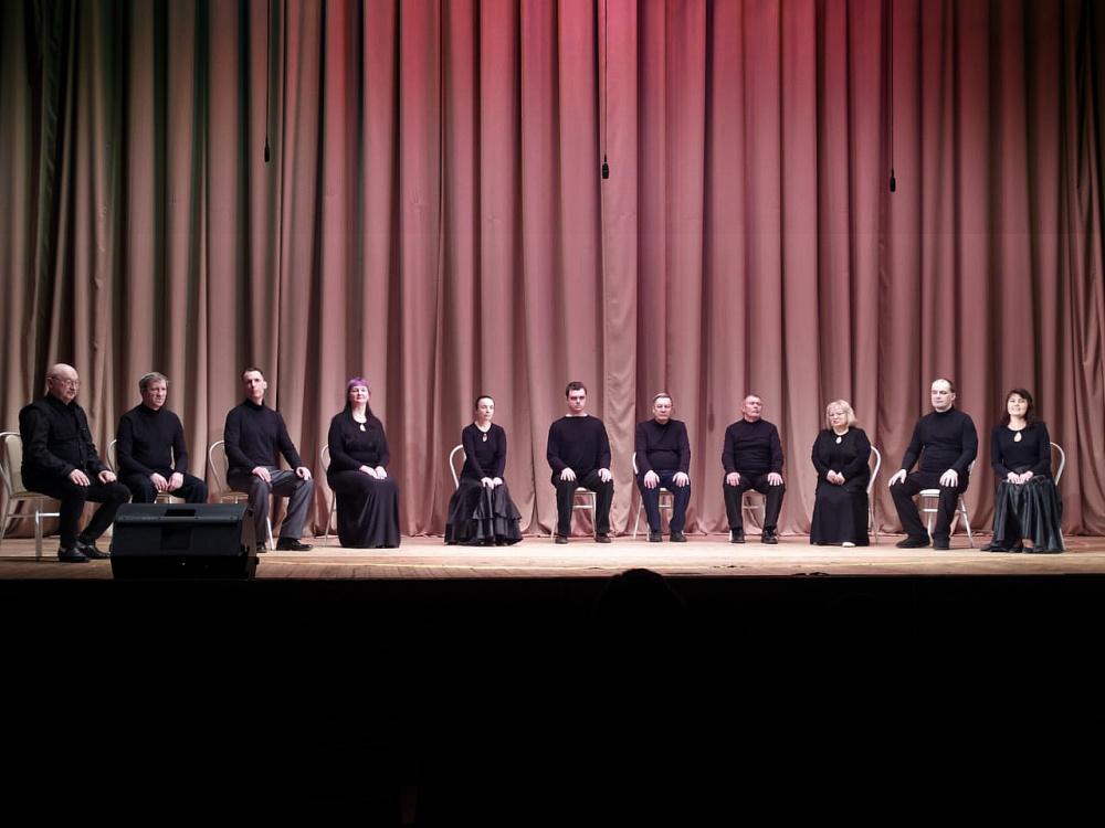 Онлайн-трансляция спектакля о жизни шести незрячих актеров: КСРК Всероссийского общества слепых
