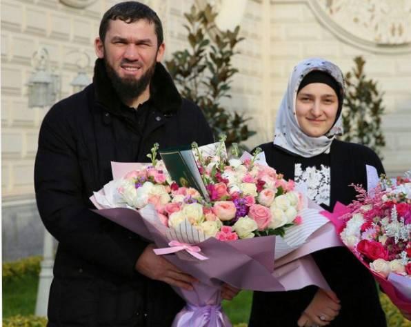 22-летняя дочь Рамзана Кадырова возглавила республиканское министерство культуры