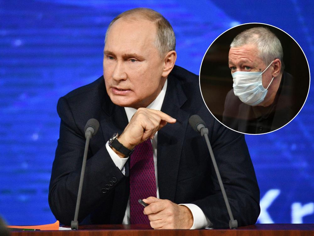 Путину предстоит принять решение о помиловании Михаила Ефремова
