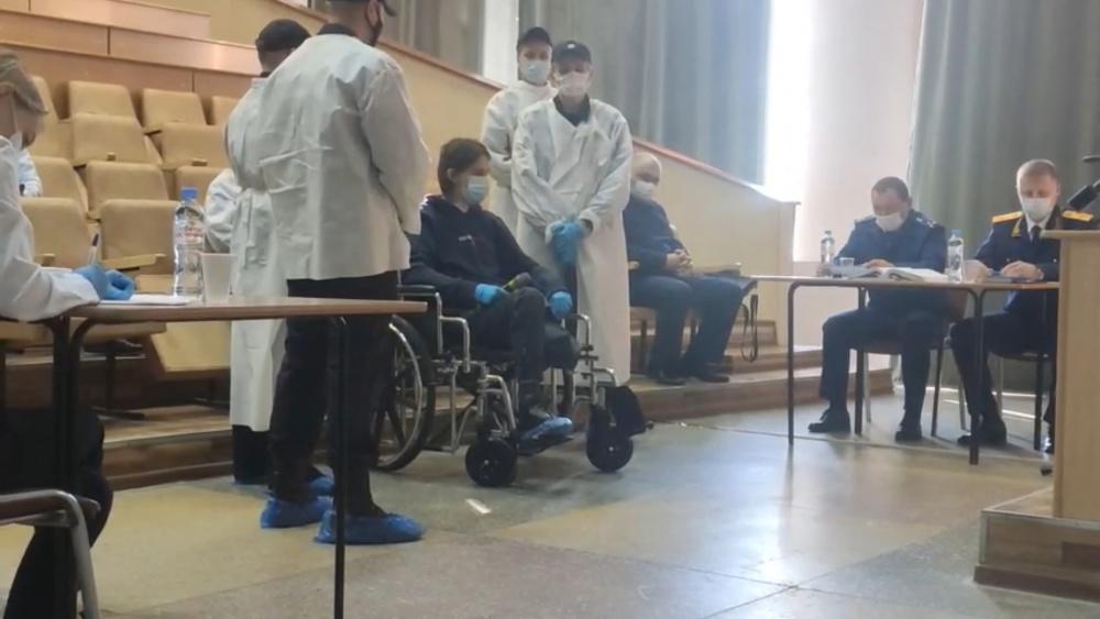 Тимура Бекмансурова арестовали на два месяца прямо в больнице