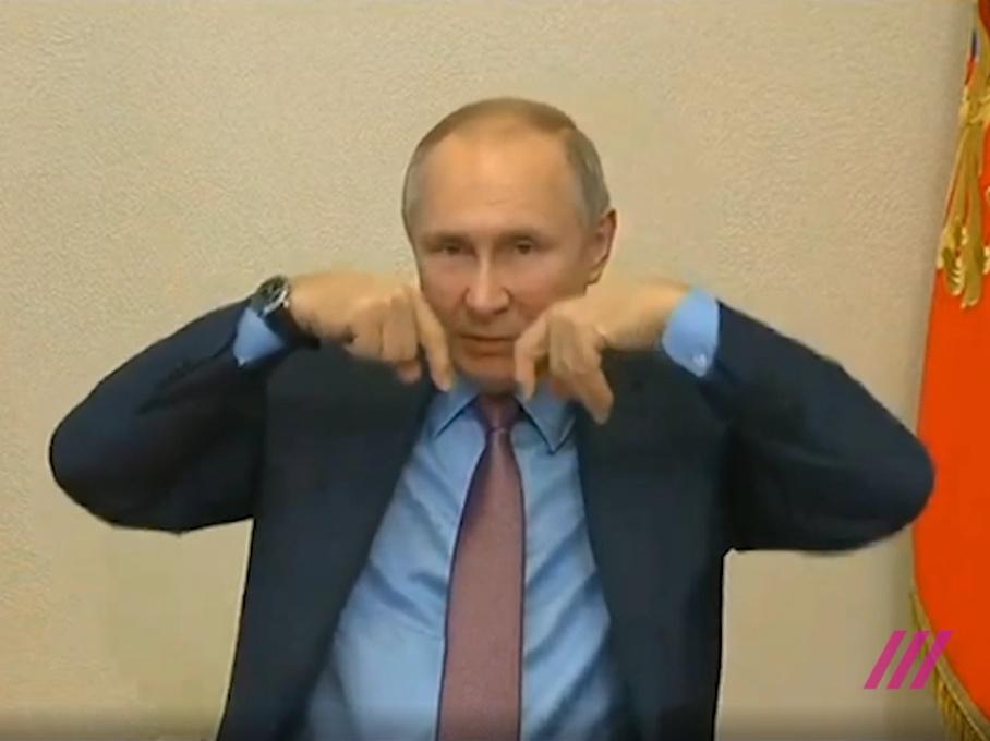 Путин вполне может всех удивить: Политолог объяснил нежелание президента говорить о новом сроке