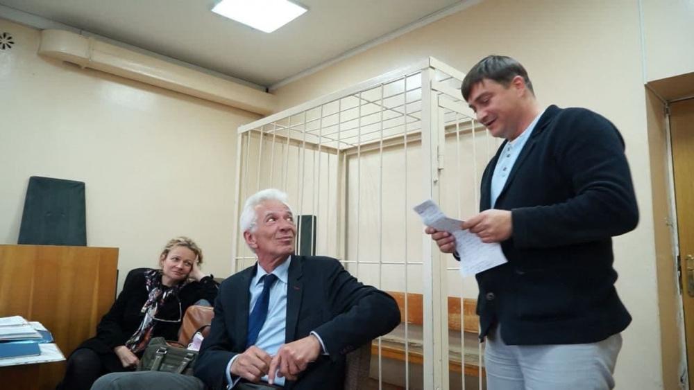 Юлия Галямина назвала приговор коломенскому экоактивисту Вячеславу Егорову гнусной местью