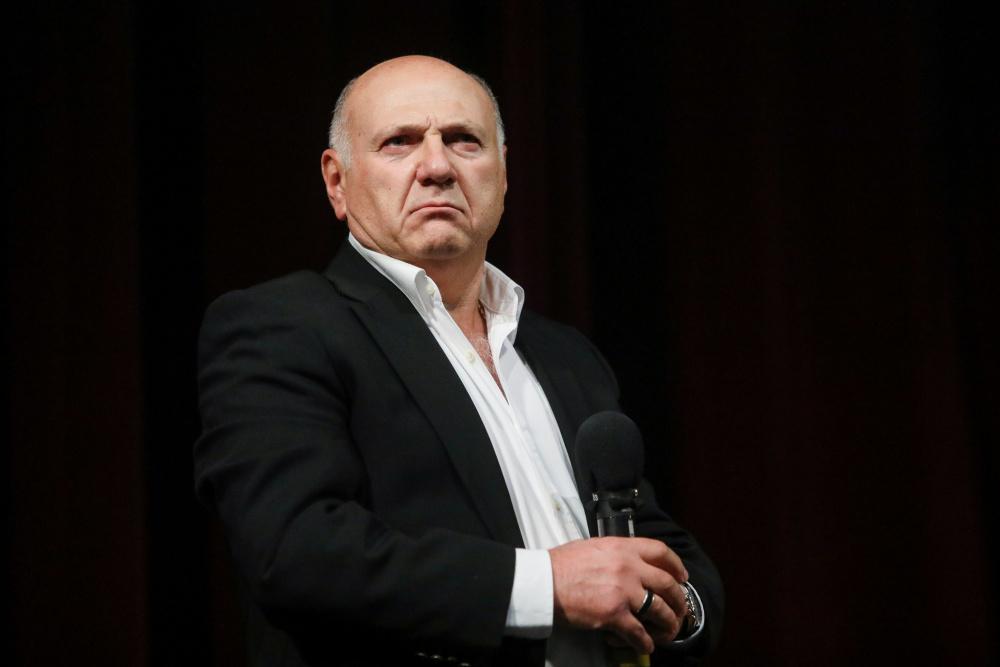 Ширвиндт стал президентом Театра Сатиры