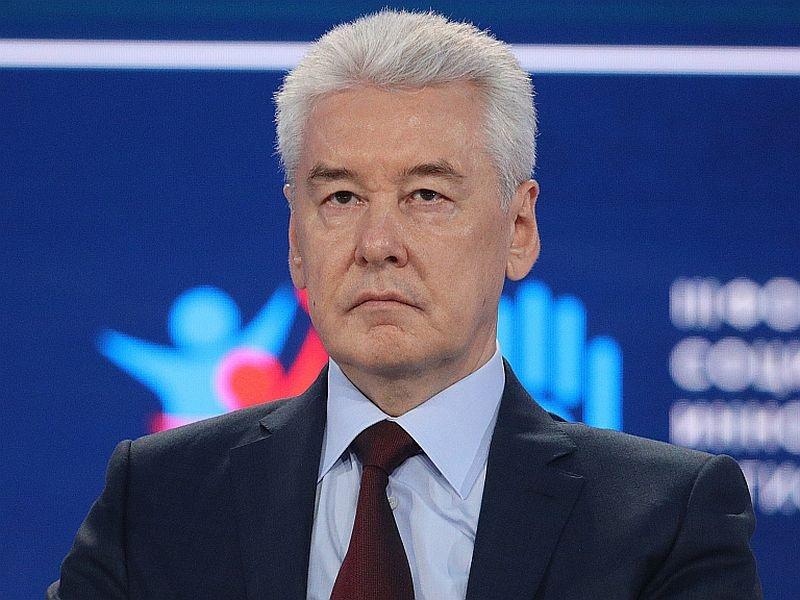 Собянин рассказал, когда ожидается пик заболеваемости в Москве, и пояснил отношение к QR-кодам