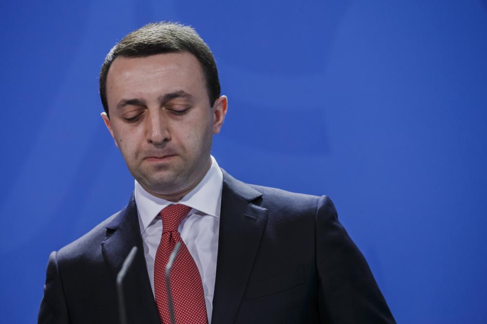 Полный бред и провокация: Премьер Грузии высказался о подготовке ликвидации Саакашвили