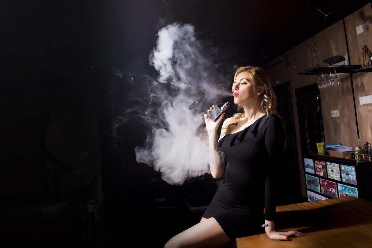 Электронные сигареты с никотином провоцируют образование сгустков крови