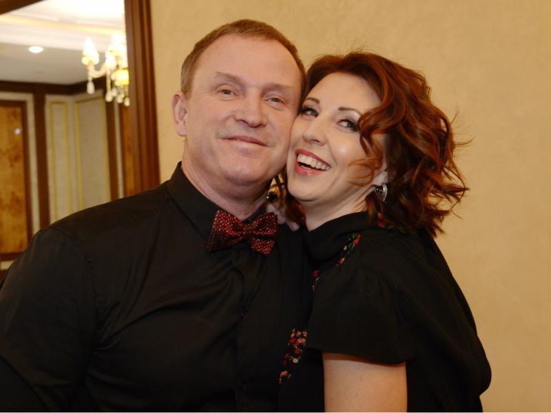 Виктор Рыбин и Наталья Сенчукова // Фото: Global Look Press