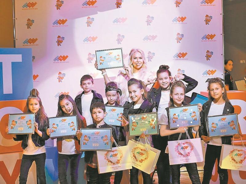 Алиса Александровна уделила внимание каждому участнику конкурса
