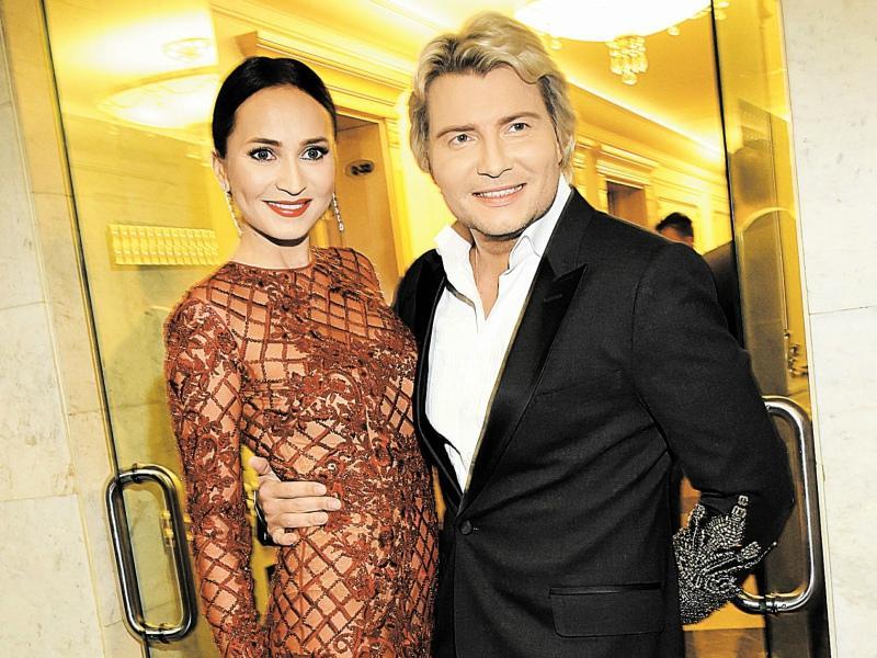 София Кальчева и Николай Басков // Фото: Global Look Press