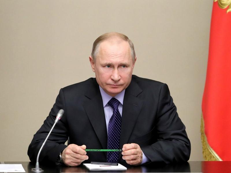 Стало известно, что готовится закон о защите чести и достоинства президента РФ // Фото: Global Look Press