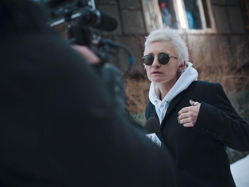 Диана Арбенина // Фото: Наталья Габбасова