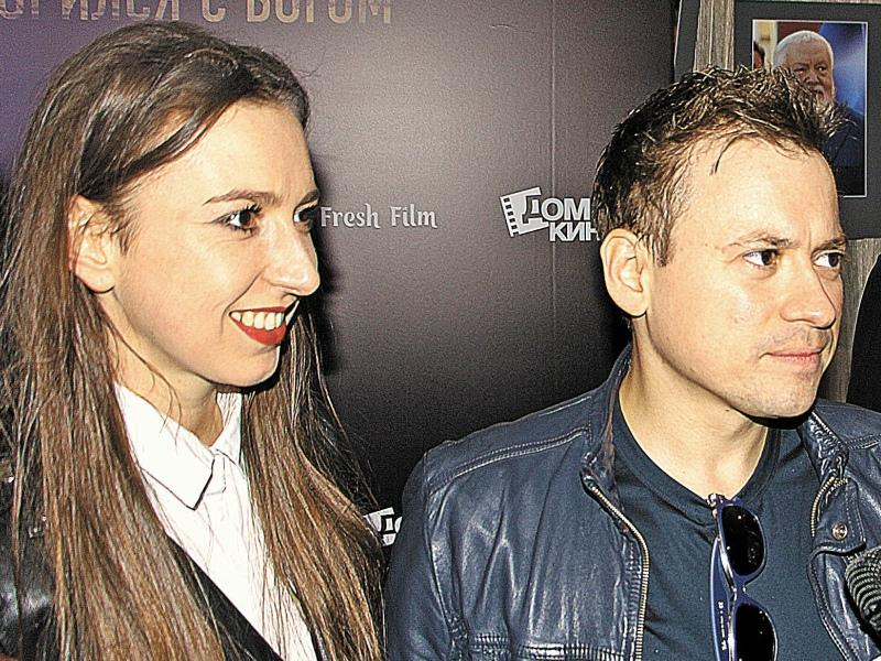 Андрей с Сашей // Фото: Дмитрий Ильинский